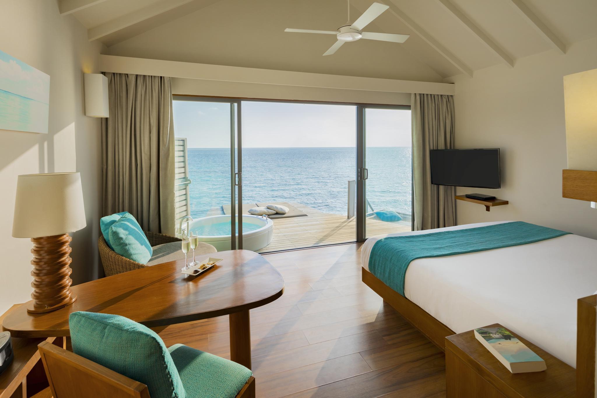 Centara Ras Fushi Resort & Spa Maldives in Maldives Islands