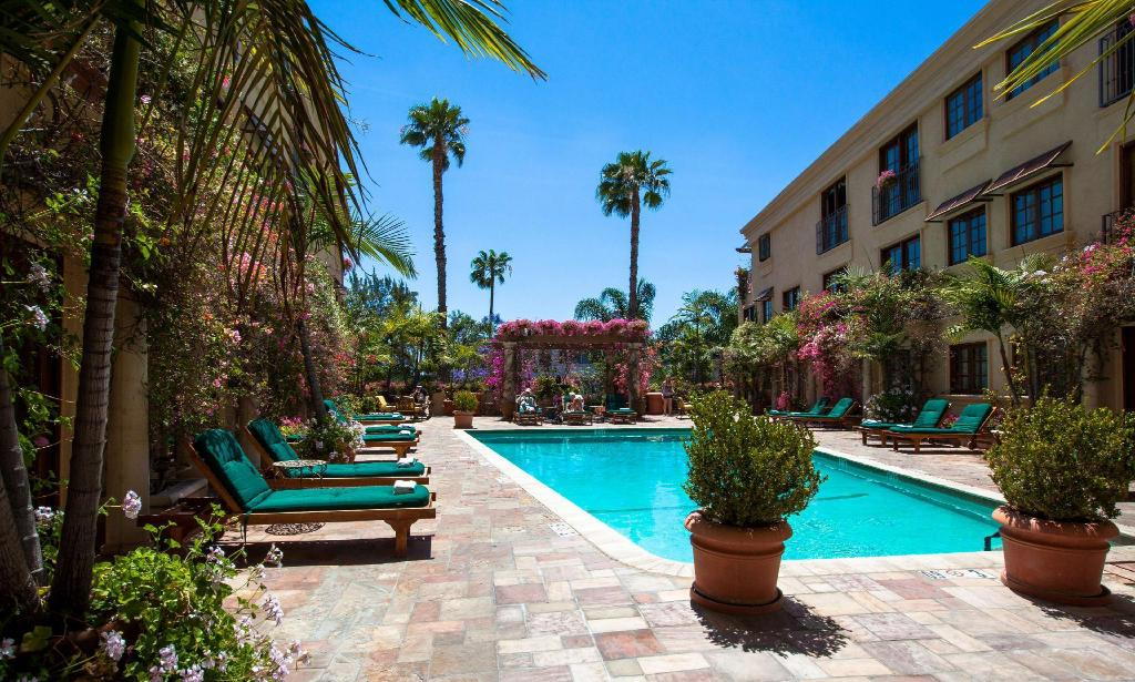 Best Western Plus Sunset Plaza Hotel In Los Angeles Ca Room Deals Photos Reviews