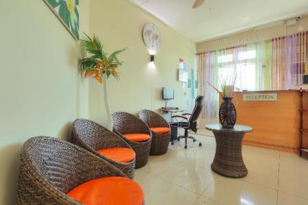 Lobby ONS Motel & Guest House