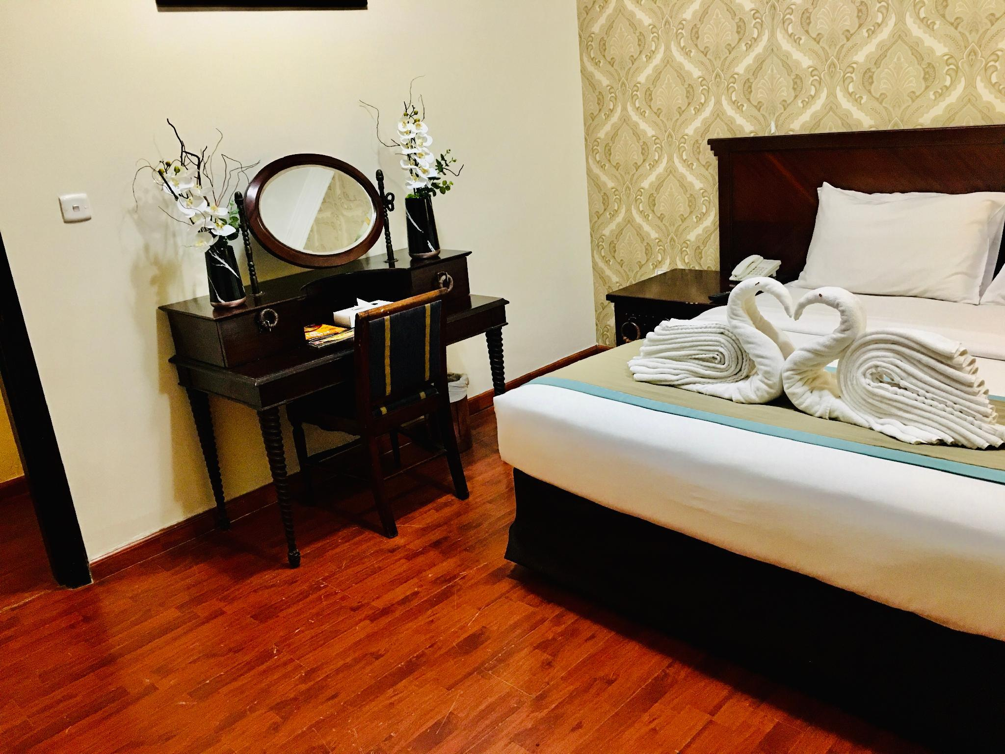King Executive 2 Bedroom Suite