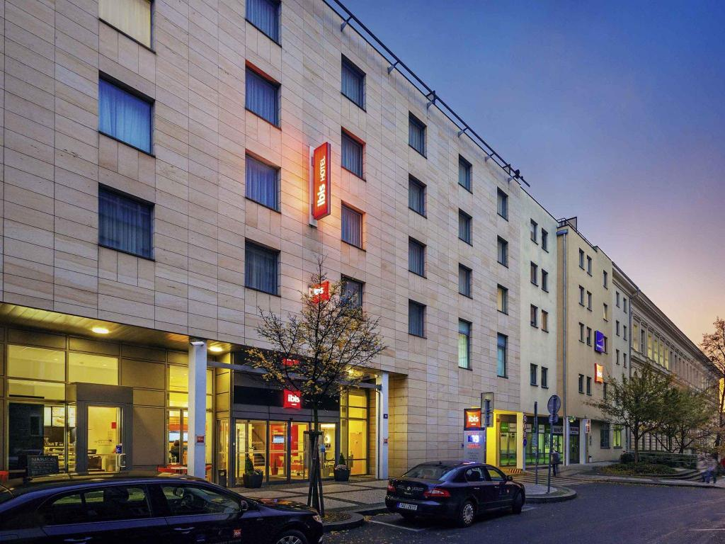 More about Ibis Praha Wenceslas Square Hotel