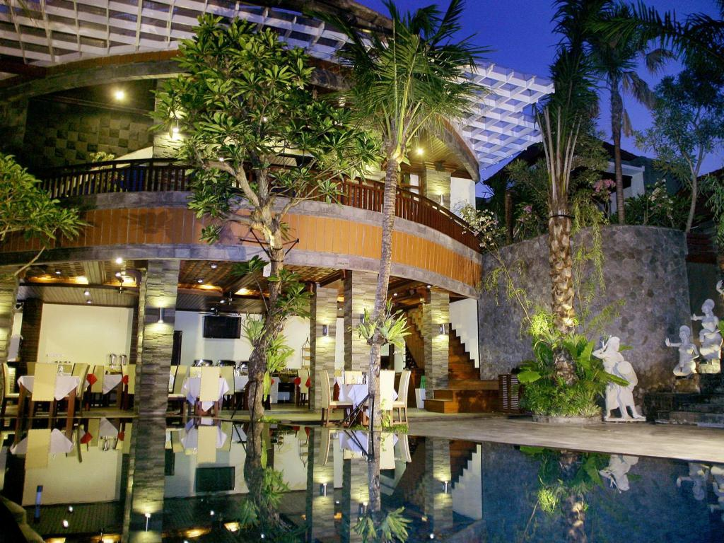 Unterkunft von innen The Bali Dream Villa and Resort Echo Beach Canggu