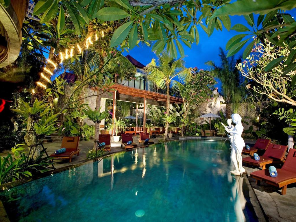 Schwimmbad The Bali Dream Villa and Resort Echo Beach Canggu