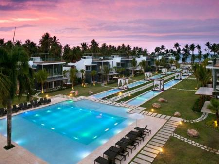 Swimming pool Sublime Samana Hotel & Residences