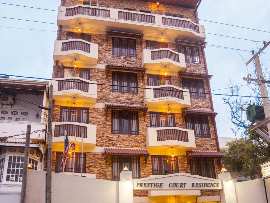 More about Prestige Court Residence Hotel
