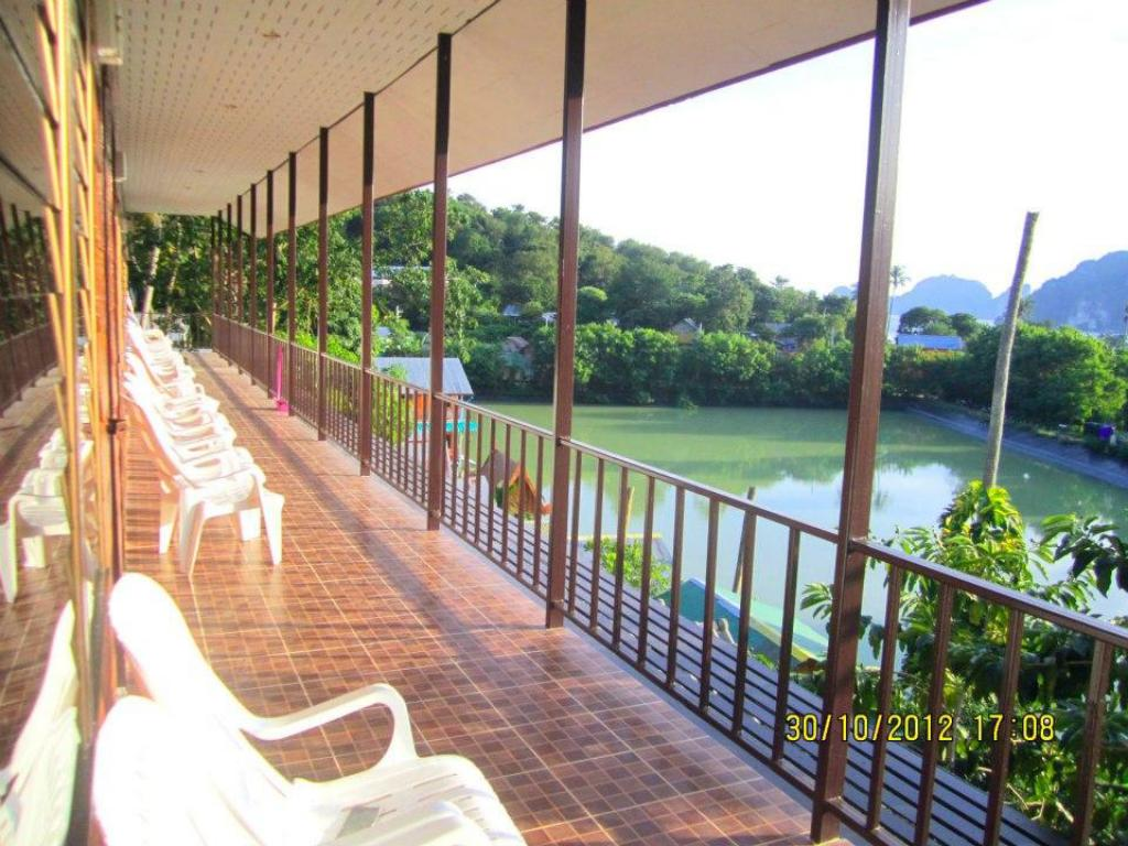 Interior view Tapear Resort