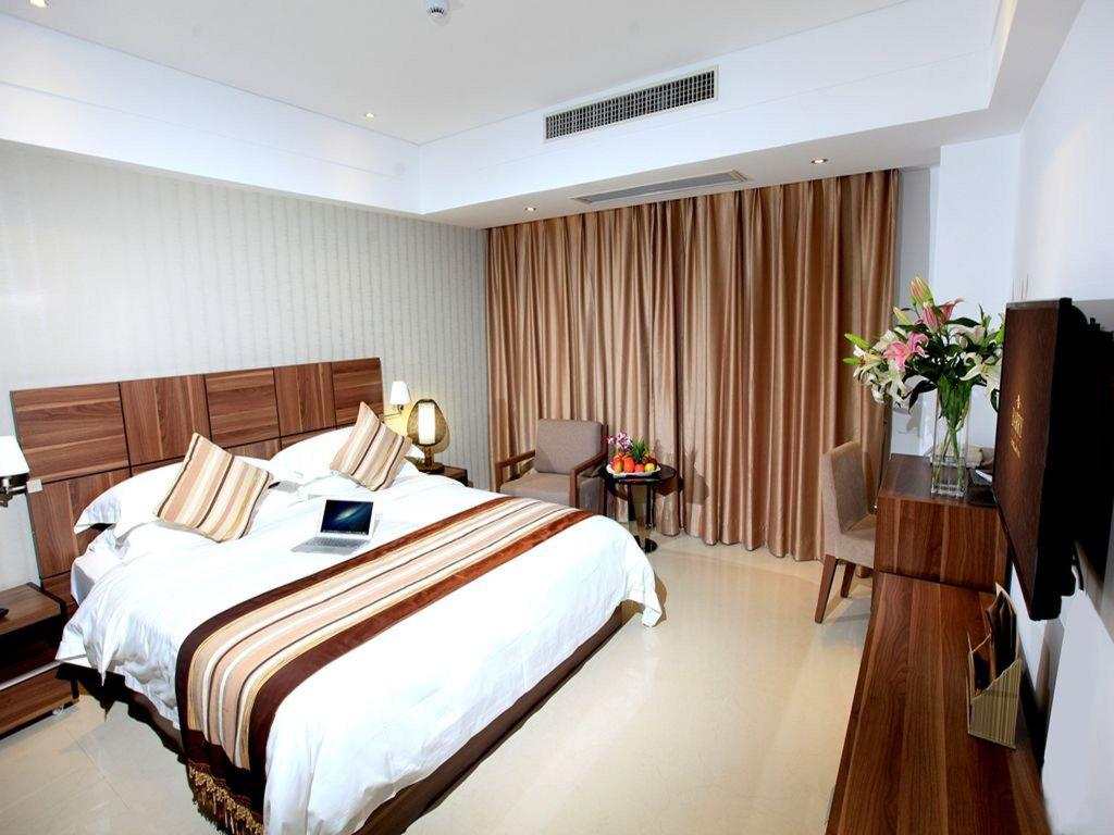 Deluxe Double or Twin Room with Panorama Sea View