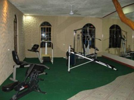 Fitness center Inti Resort and Villas