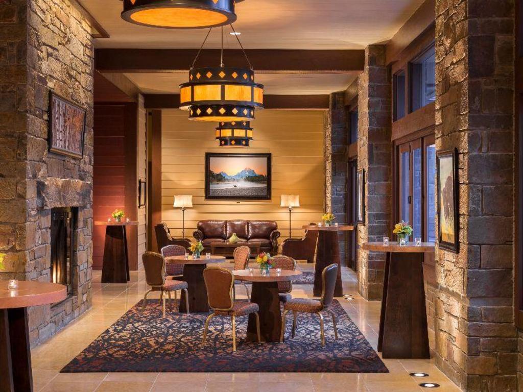 Four Seasons Resort Jackson Hole in Teton Village (WY