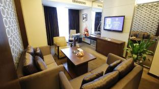New Beacon Luguang International Hotel - Wuhan Optics Valley Plaza