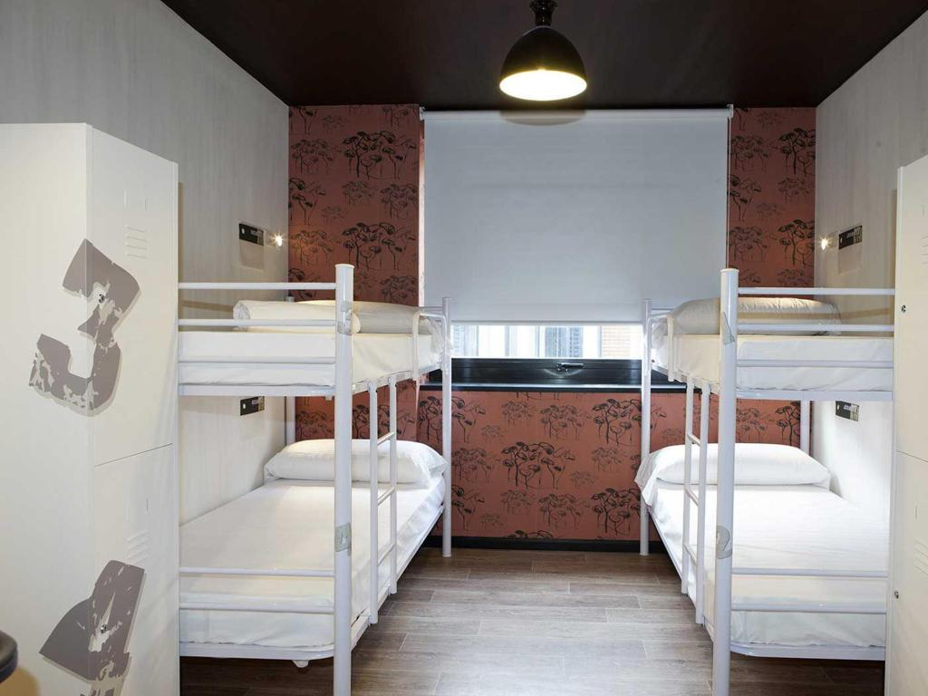 1 Person in 4-Bed Dormitory - Mixed room007 Ventura