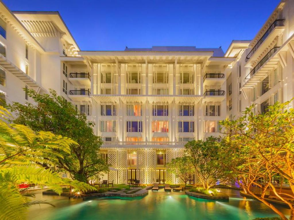 Best price on hua chang heritage hotel in bangkok reviews for Hotel bangkok