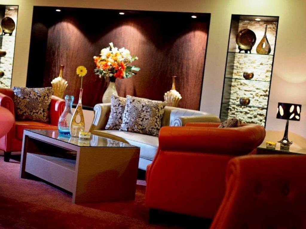 Lobby Saray Musheireb Hotel and Suites
