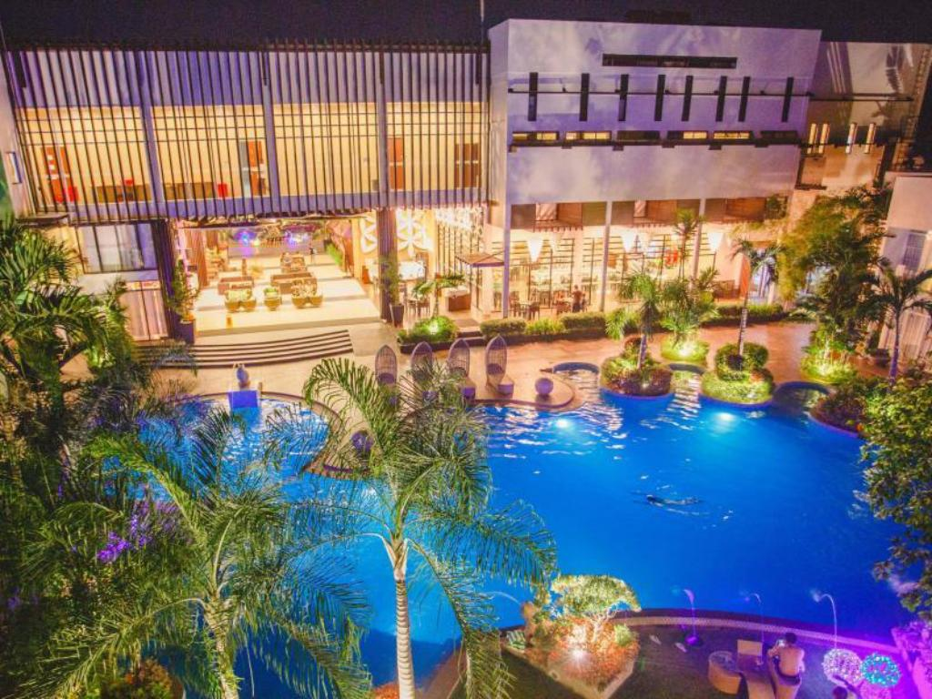 More about Aziza Paradise Hotel