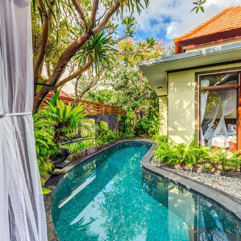The Bali Dream Villa And Resort Echo Beach Canggu In Indonesia