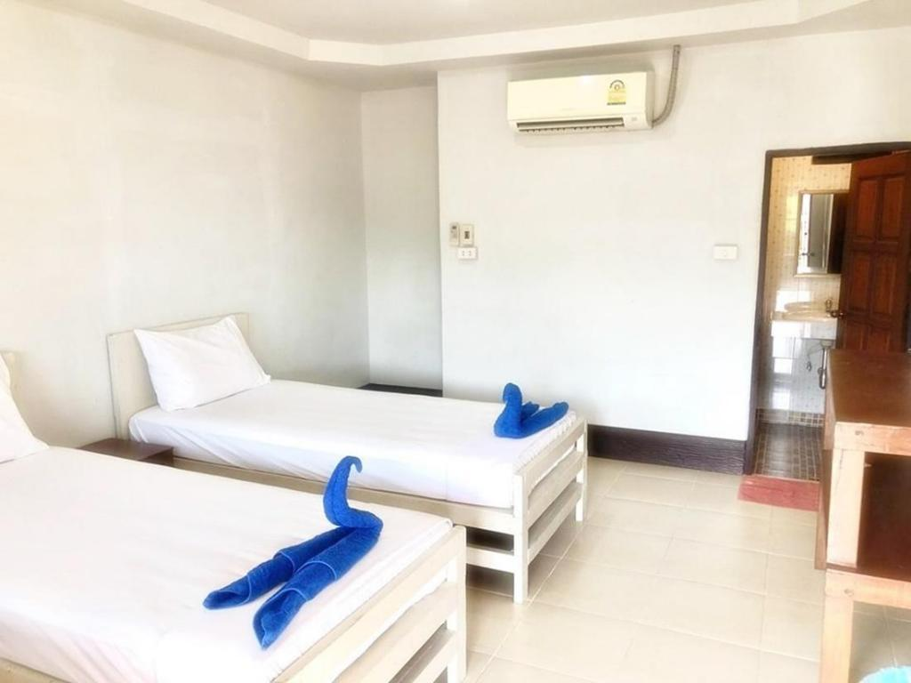 Standard Air Conditioning Twin Bed - Bed Tapear Resort