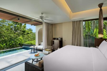 Jungle Suite with 1 King Bed - Suite room Vana Belle, a Luxury Collection Resort, Koh Samui
