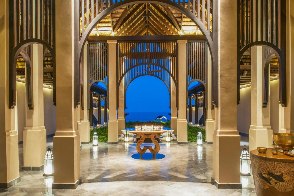 Vestibule Vana Belle, a Luxury Collection Resort, Koh Samui