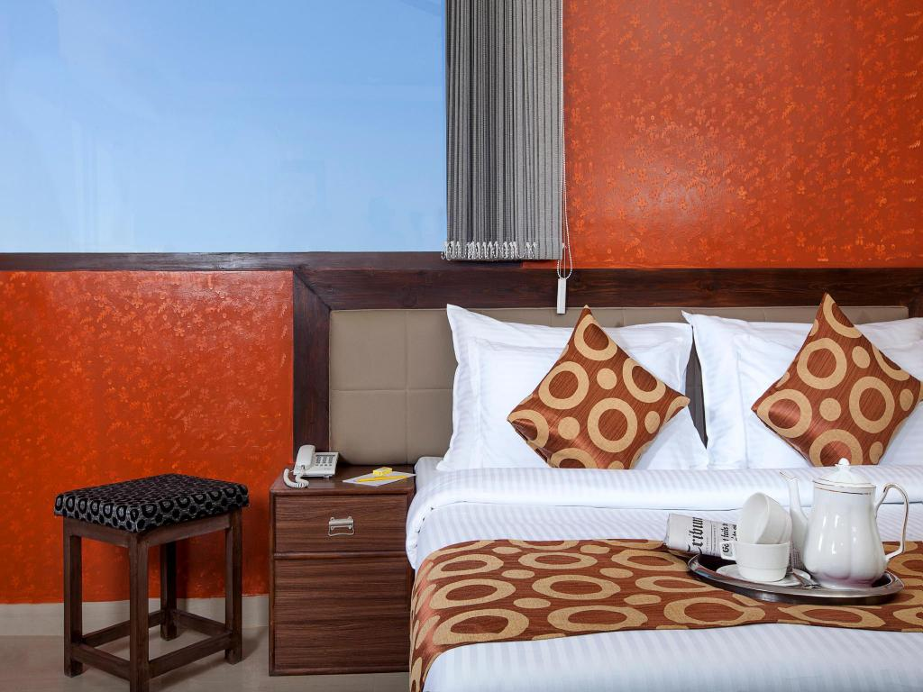 Classic Room - Bed Sterling Dharamshala