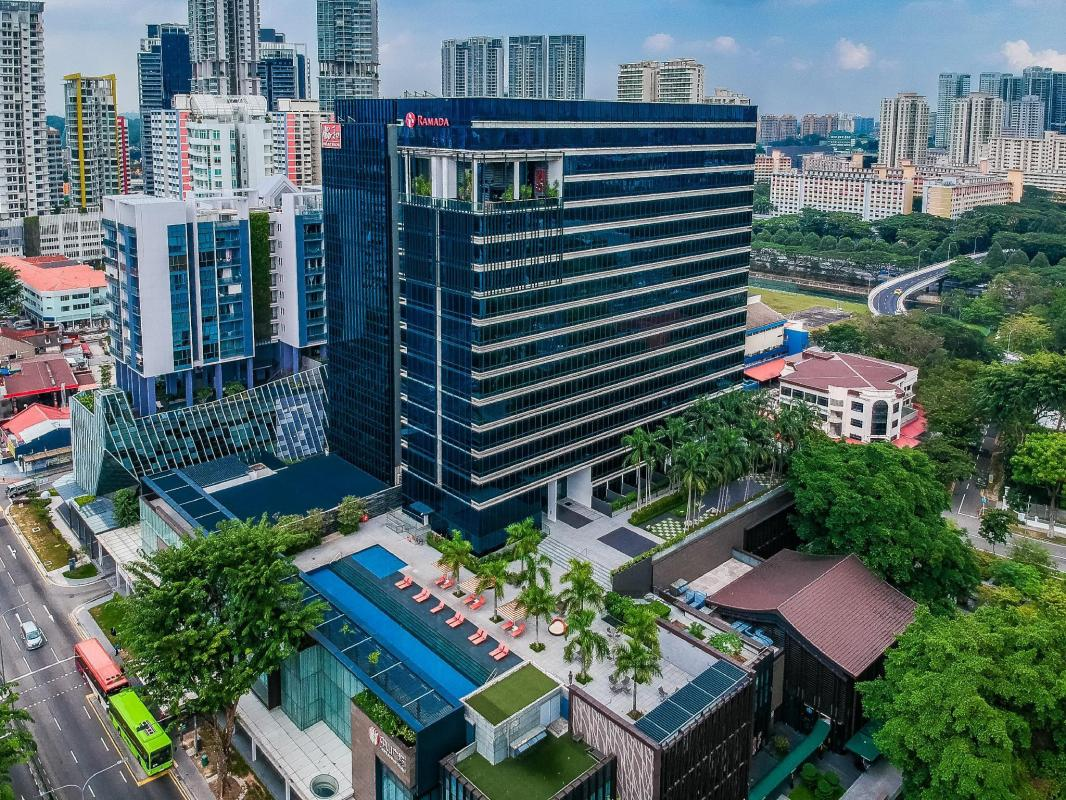 Ramada By Wyndham Singapore At Zhongshan Park Sg Clean Certified Hotel Deals Photos Reviews
