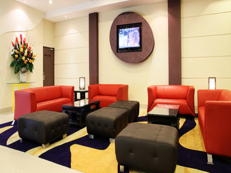 Lobby 360 Xpress Citycenter Budget Boutique Hotel