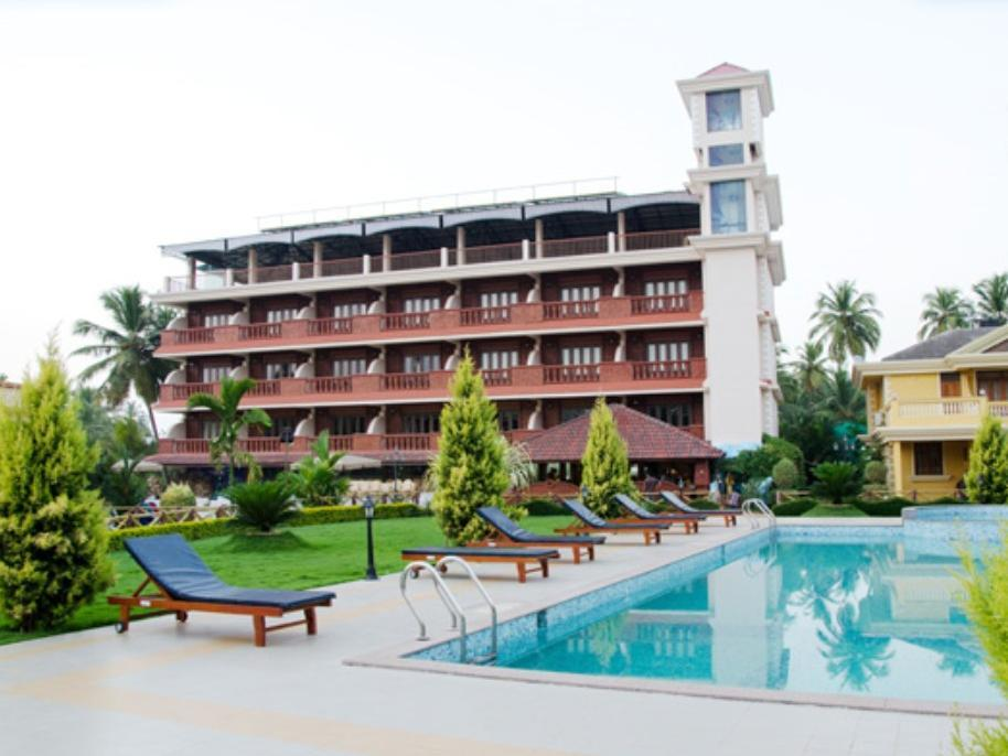 La Grace Resort (India Goa): description and reviews of tourists 9