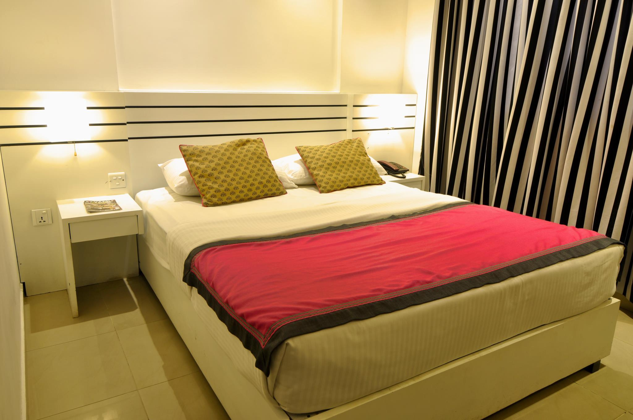 Kamar Double Private (Double Private Room)