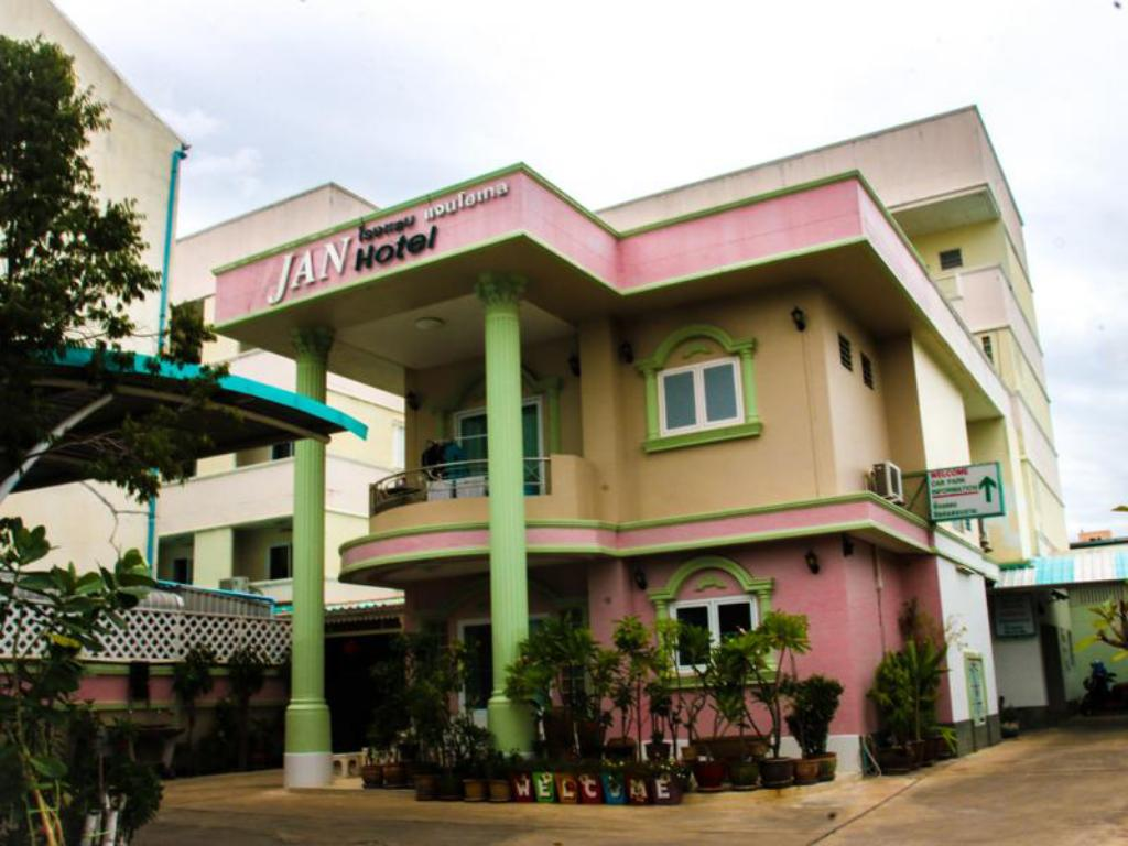 More about Jan Hotel