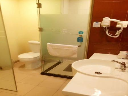 Superior Domestic residents only Hanting Hotel Beijing Majiabu Jiaomendong Branch