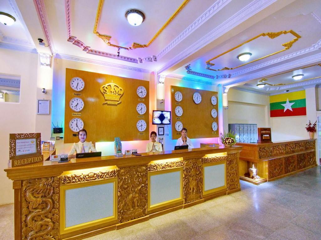 Smart Hotel In Mandalay