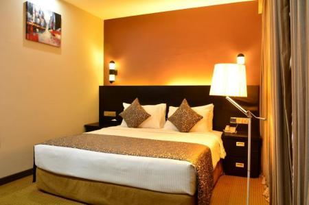 Kamar Superior Deluxe Pearl Grand Hotel