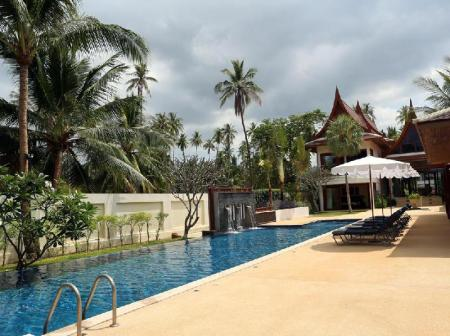 Swimming pool [outdoor] Baan Chom Tawan Villa