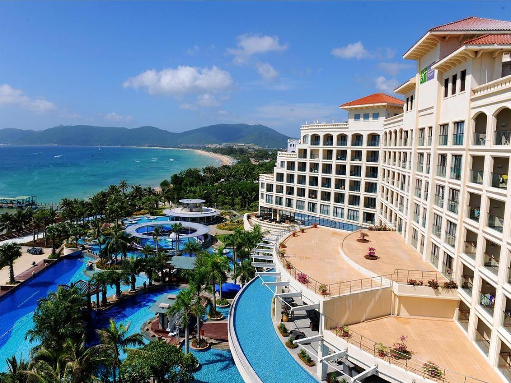 Best Price on Holiday Inn Resort Sanya Yalong Bay in Sanya ...   Sanya Holiday Inn Resort Logo