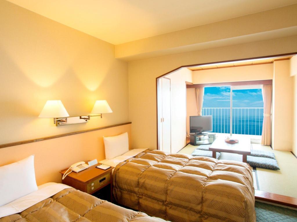 Japanischer Hotel-Zimmerservice