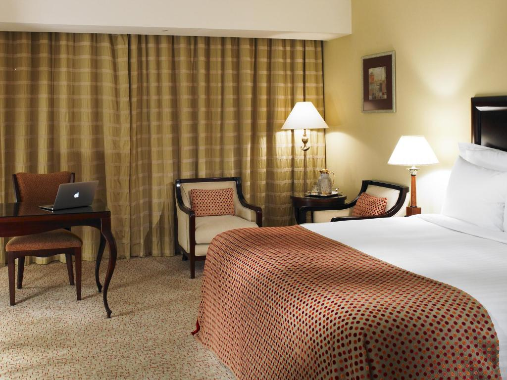 Executive Room, Executive lounge access, Guest room, Wifi - Viesistaba Doha Marriott Hotel