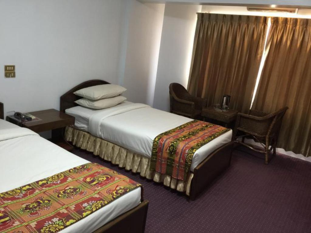 Superior Double or Twin - Bed Power Hotel