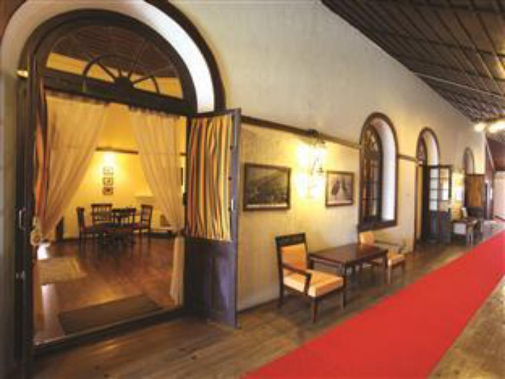 Lobby Ilbert Manor Heritage Boutique Hotel