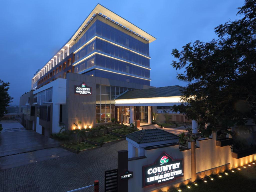 Hotellet indefra Country Inn & Suites by Radisson Mysore