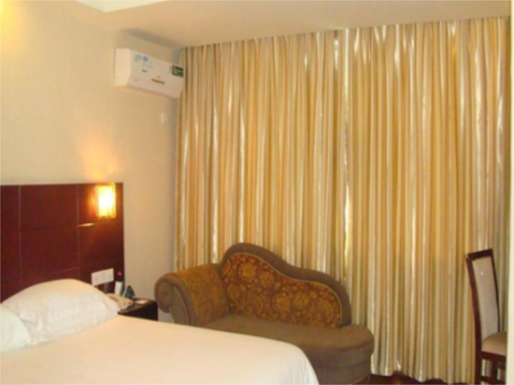 Pokoj King  Green Tree Inn Nanchang Train Station Luoyang Road Hotel