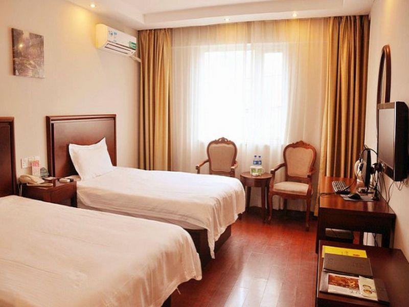 Greentree Inn Beijing Tongzhou Liyuan Hotel In China