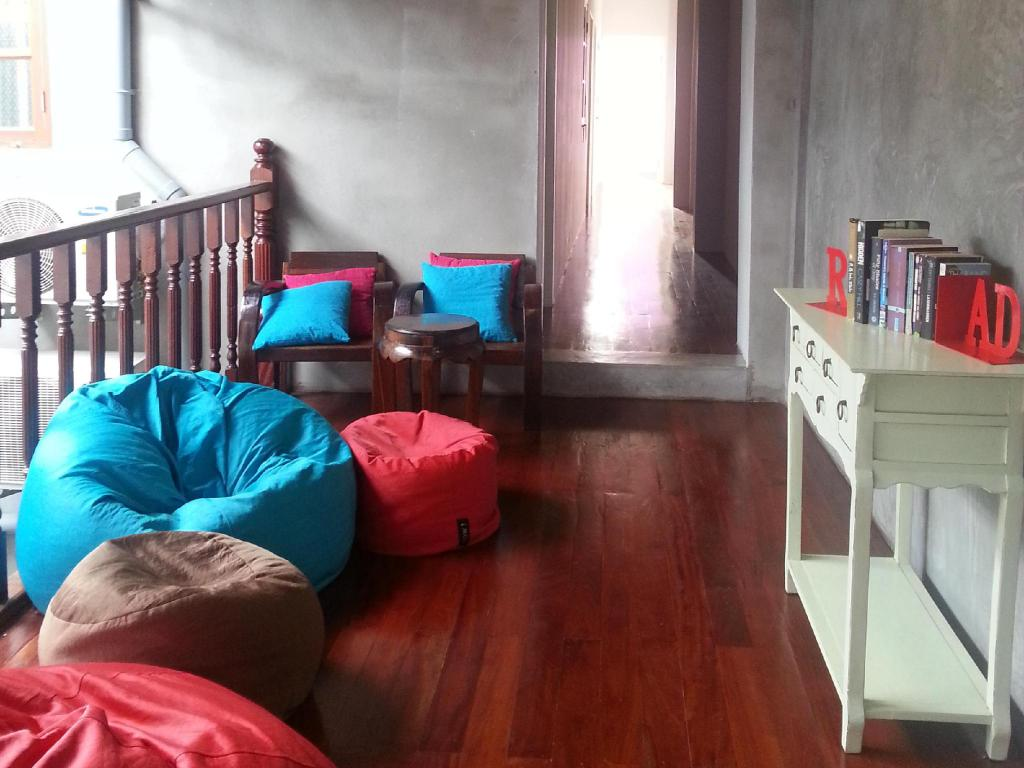 Interior view Ai Phuket Hostel