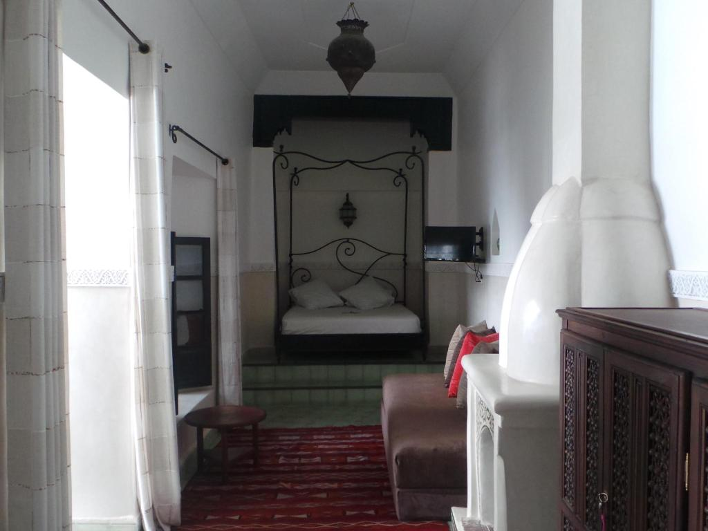 Interior view Riad Abbassia
