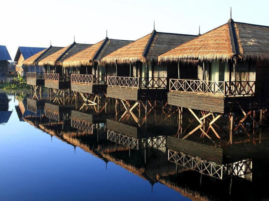 Sky Lake Inle Resort In Inle Lake Room Deals Photos