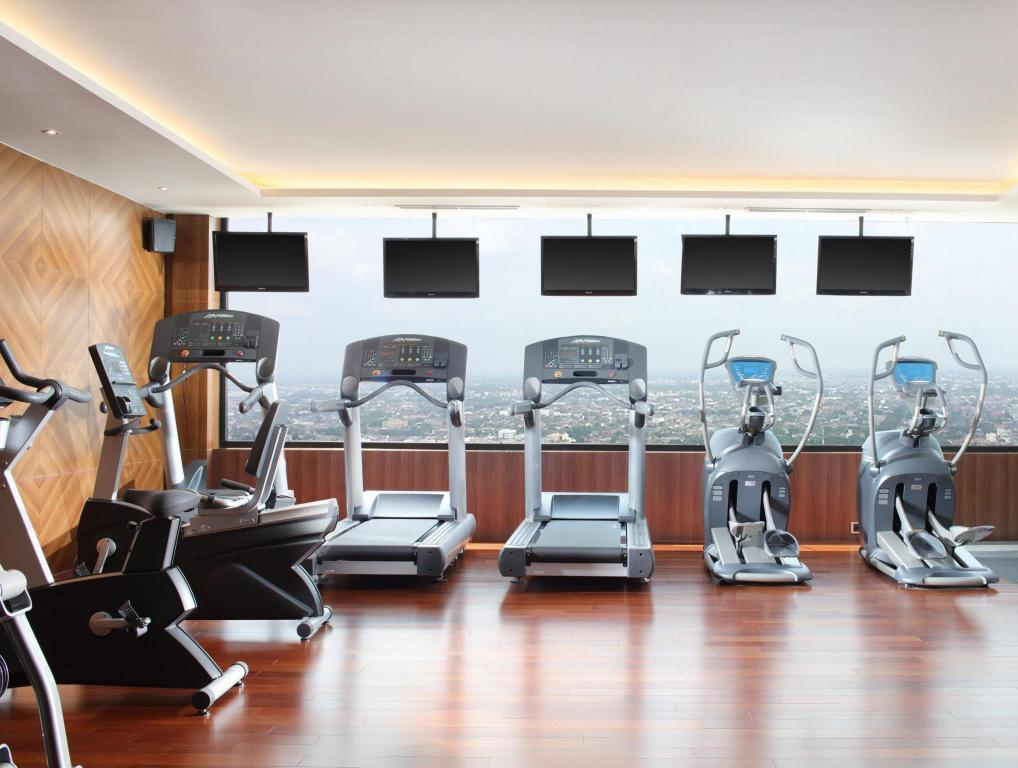 Fitness center Four Points by Sheraton Medan