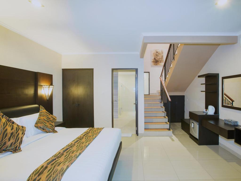 1 Bedroom Studio Flamingo Dewata Suite