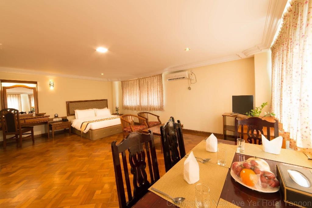 More about City Hotel Yangon