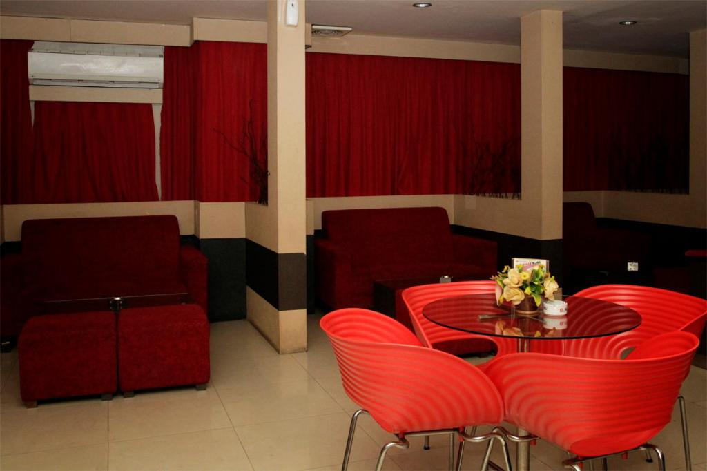 Executive lounge Grand Hotel Jambi