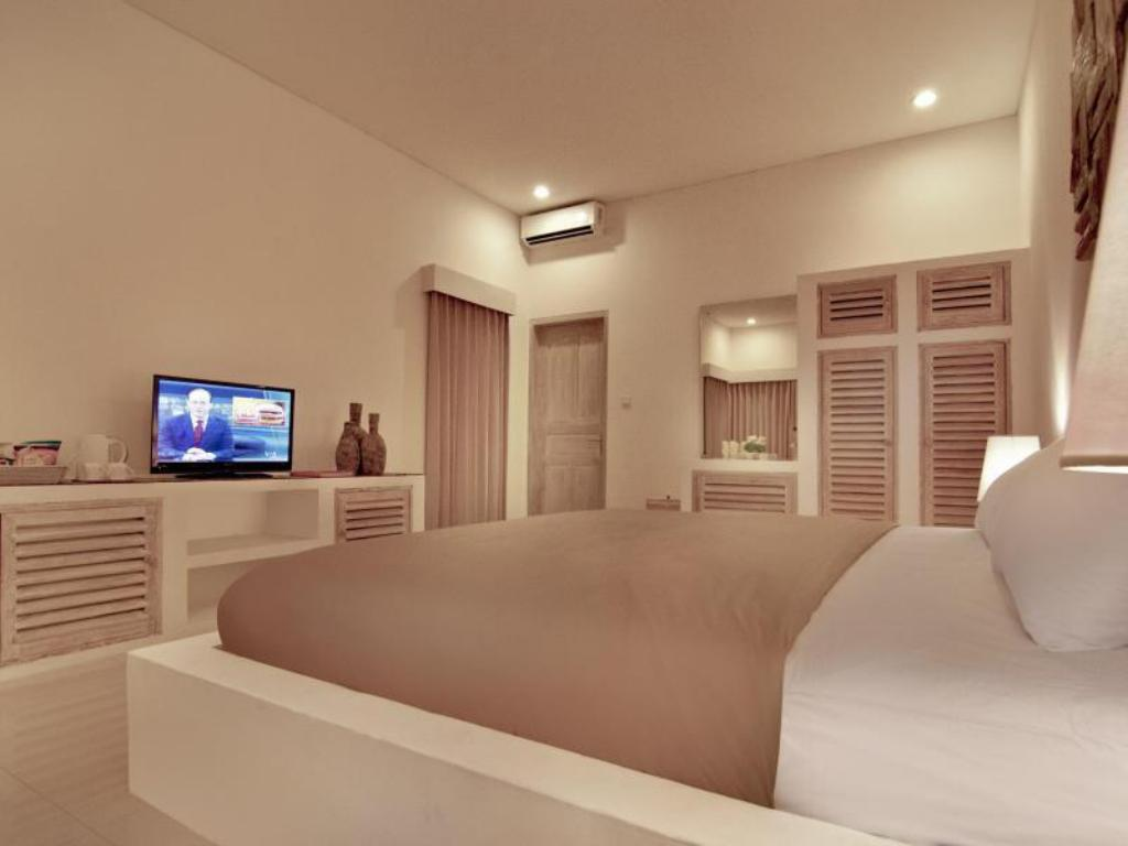 1 bedroom Suite - Bed Kutaville Villa