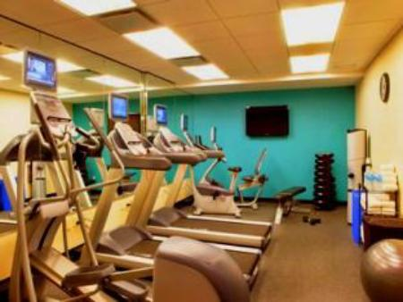 Fitness center Holiday Inn Express - Times Square South