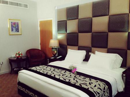 Standard Double or Twin Room Abjar Grand Hotel